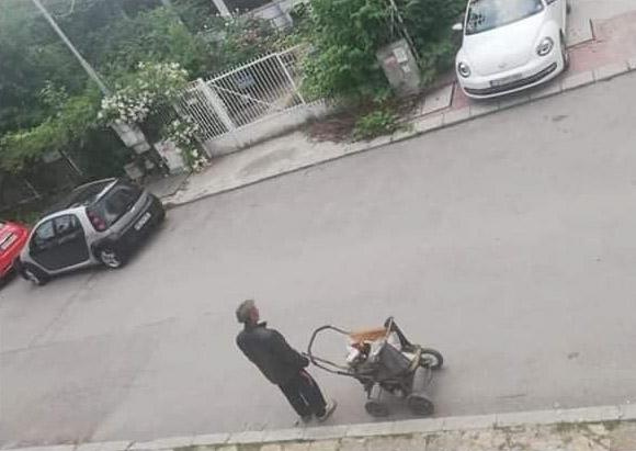 Патриот в България…